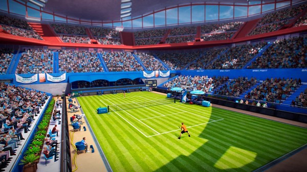 Tennis World Tour PC cheap key to download