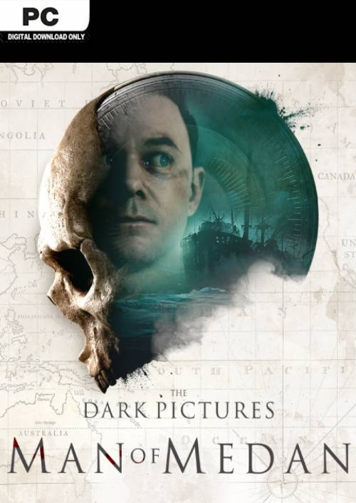 The Dark Pictures Anthology - Man of Medan PC key