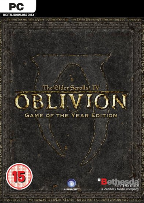 The Elder Scrolls IV 4: Oblivion - Game of the Year Edition PC key