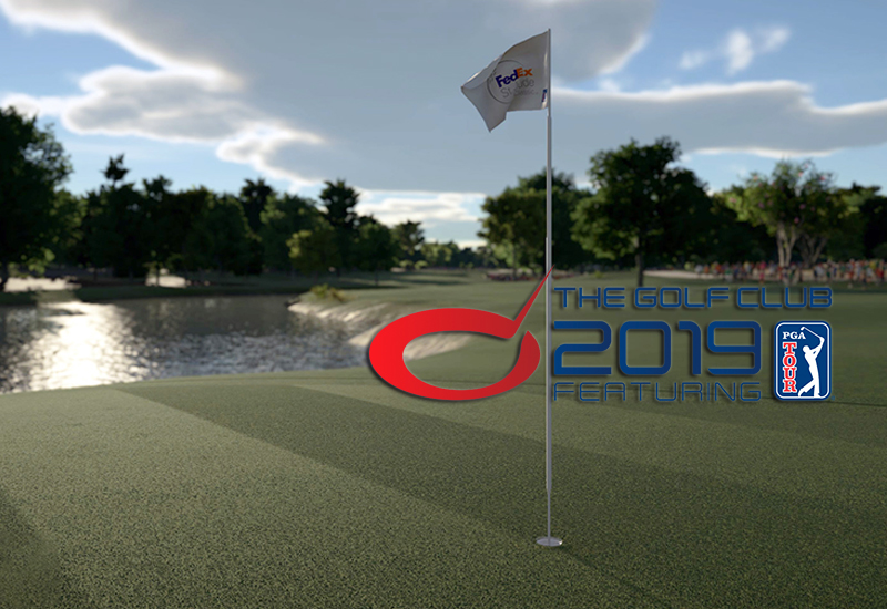 The Golf Club 2019 featuring PGA TOUR PC (EU) cheap key to download