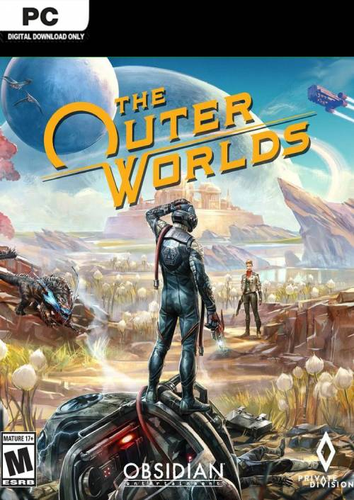 The Outer Worlds PC key