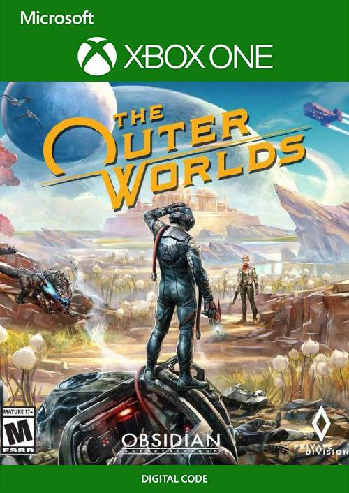 The Outer Worlds Xbox One key