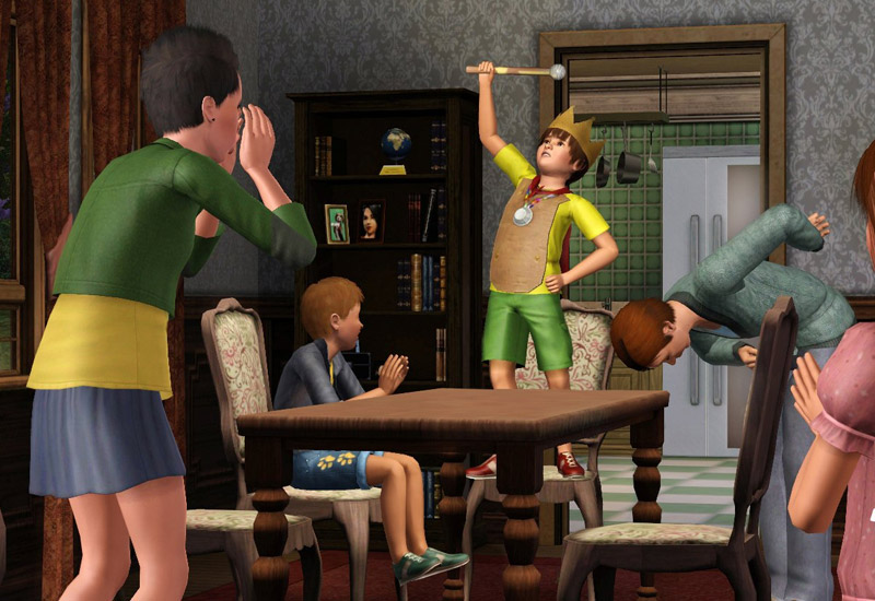 The Sims 3 - Generations Expansion Pack (PC/Mac) cheap key to download