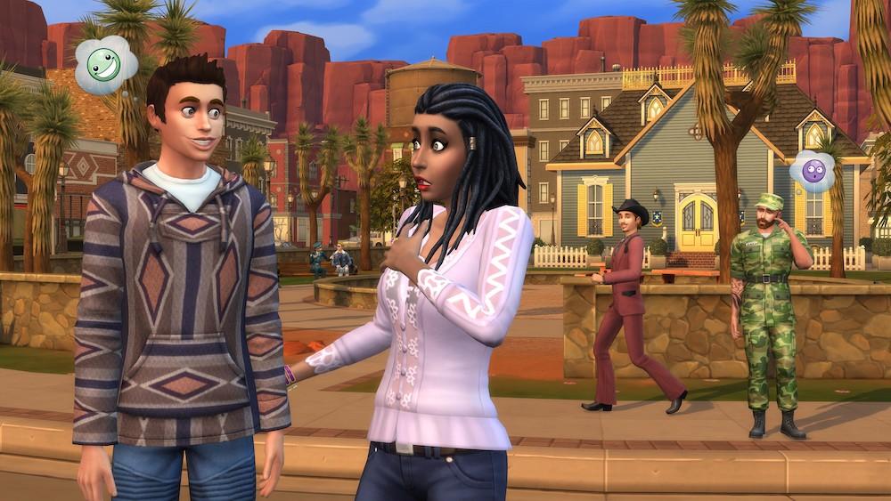 The Sims 4 StrangerVille Game Pack PC billig Schlüssel zum Download