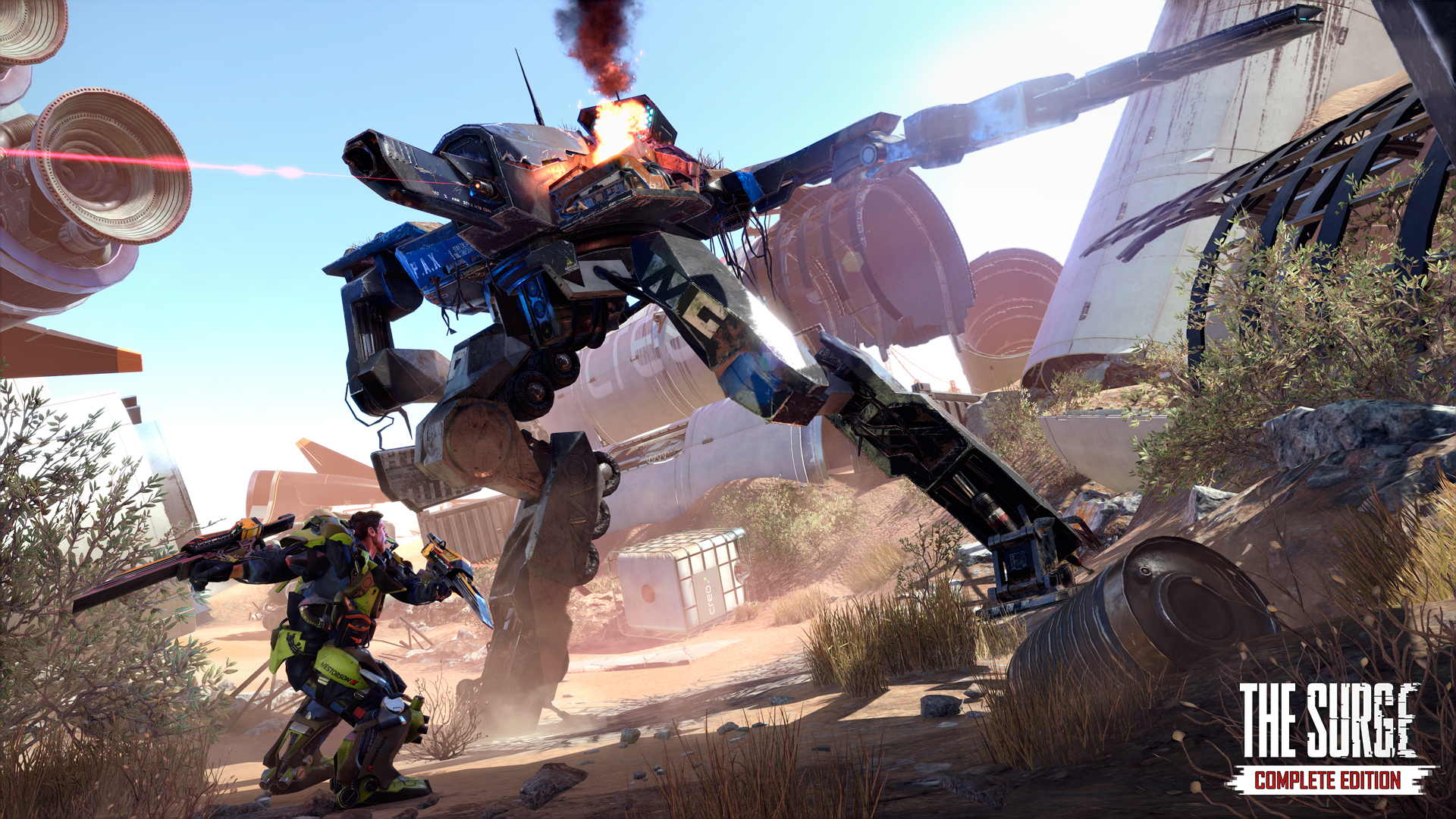 The Surge Complete Edition PC cheap key to download