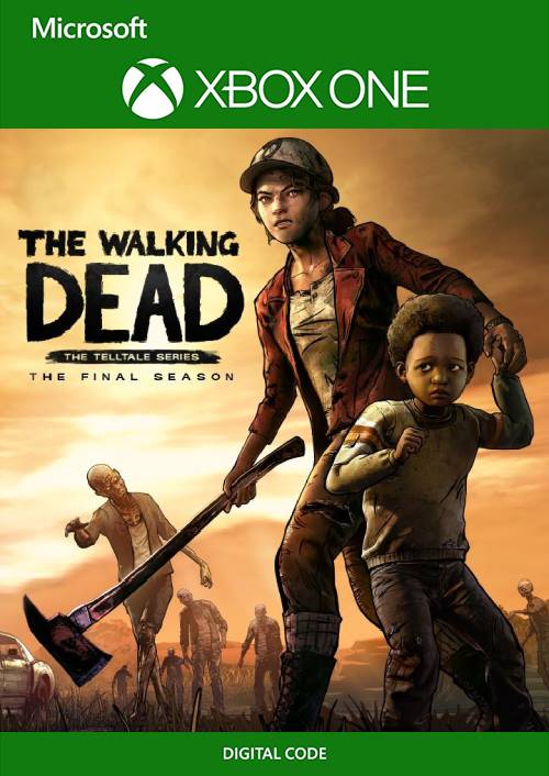 The Walking Dead The Final Season The Complete Season Xbox One