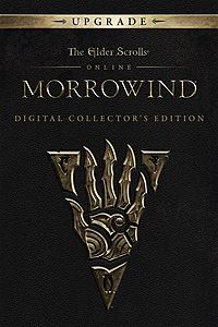 The Elder Scrolls Online - Morrowind Digital Collectors Edition Upgrade PC