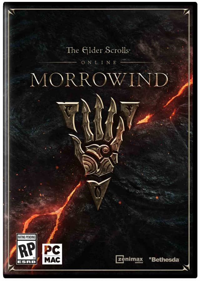 The Elder Scrolls Online - Morrowind PC + DLC (inc base game)