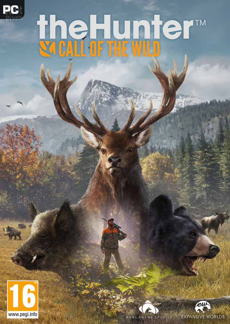 The Hunter Call of the Wild PC key