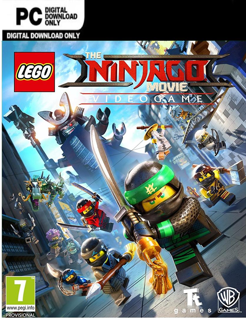 Lego Spiel Pc