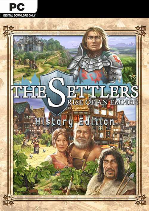 Die Siedler Rise of an Empire History Edition