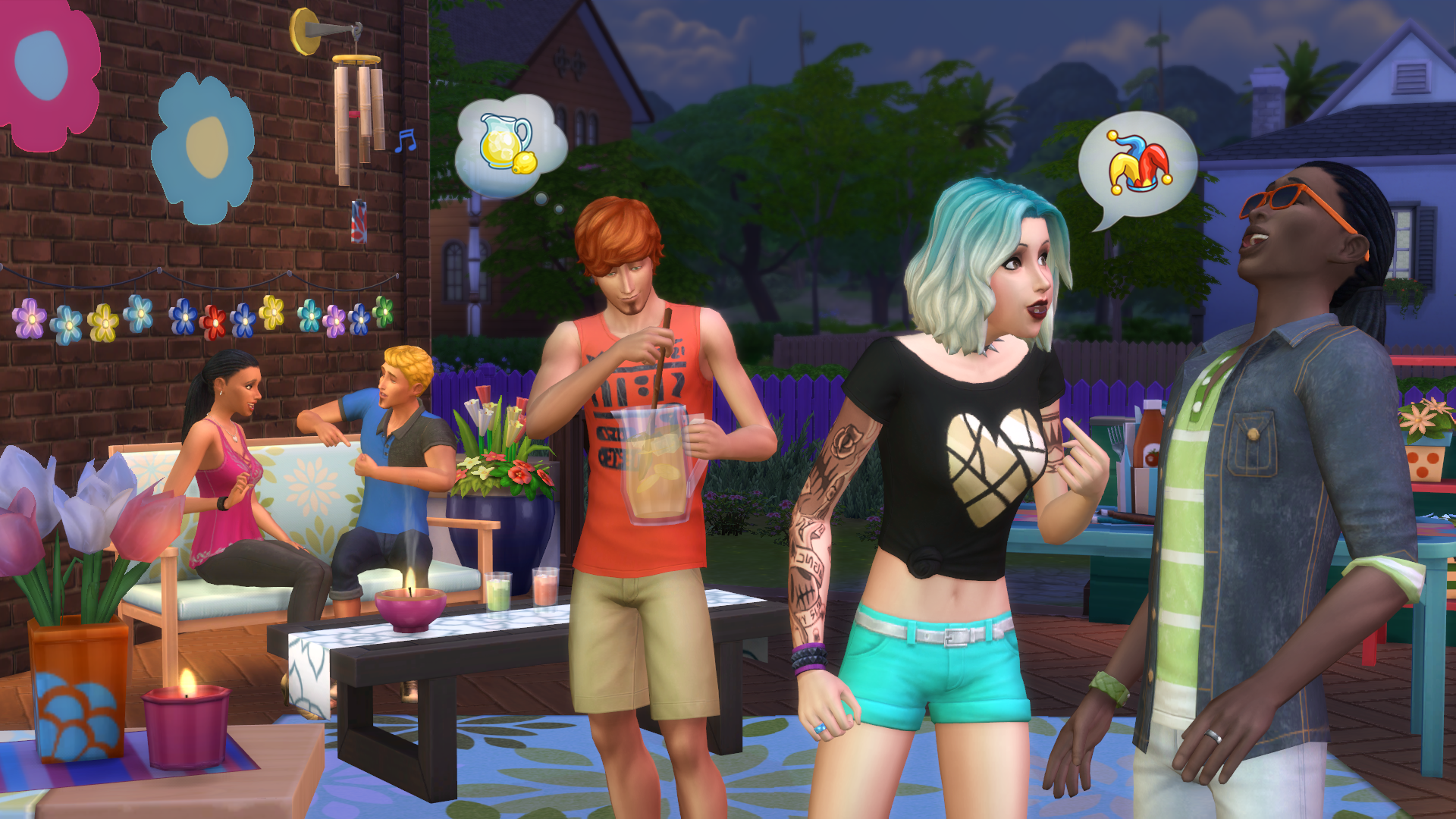 The Sims 4 - Backyard Stuff PC cheap key to download