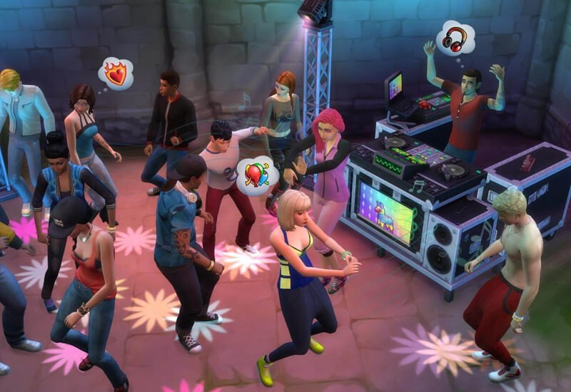 The Sims 4 Get Together PC cheap key to download