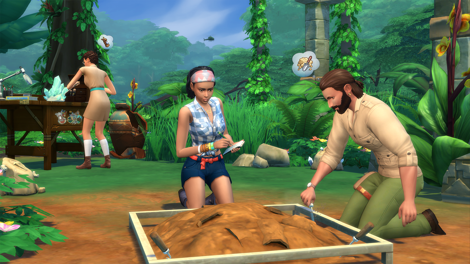 The Sims 4 - Jungle Adventure Game Pack PC cheap key to download
