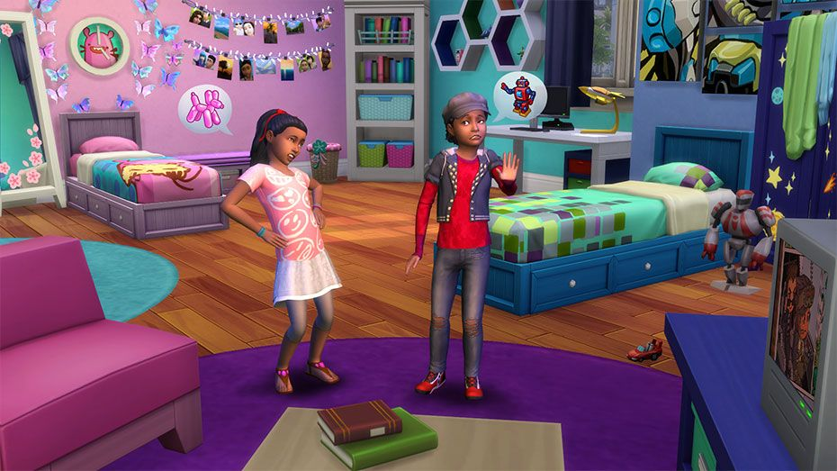 The Sims 4 - Kids Room Stuff PC cheap key to download