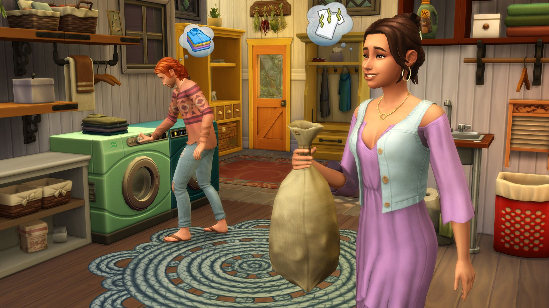 The Sims 4 Laundry Day Stuff PC cheap key to download