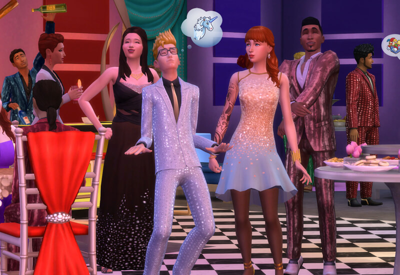 The Sims 4 - Deluxe Party Upgrade Xbox One cheap key to download