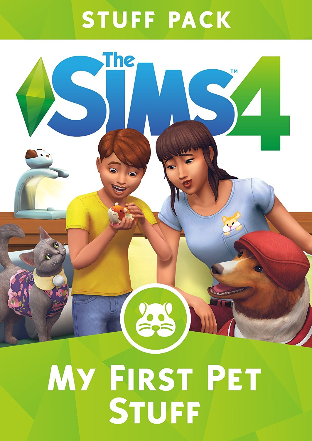The Sims 4 My First Pet Stuff PC