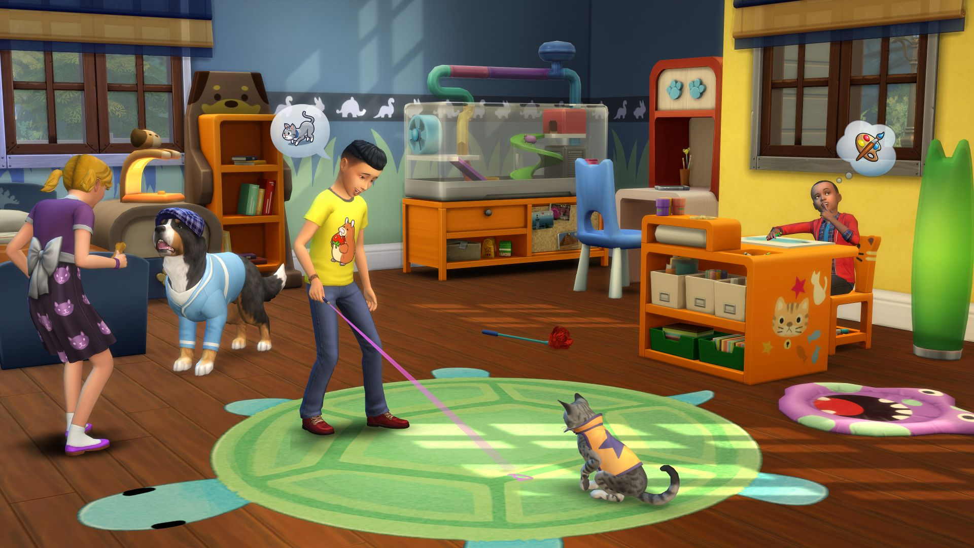 The Sims 4 - My First Pet Stuff PC cheap key to download