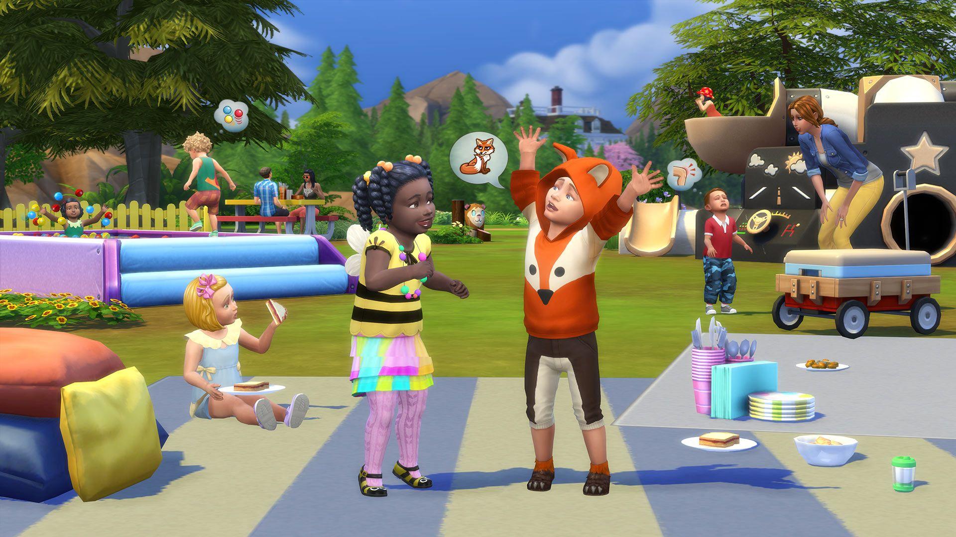 The Sims 4 - Toddler Stuff PC clé pas cher à télécharger