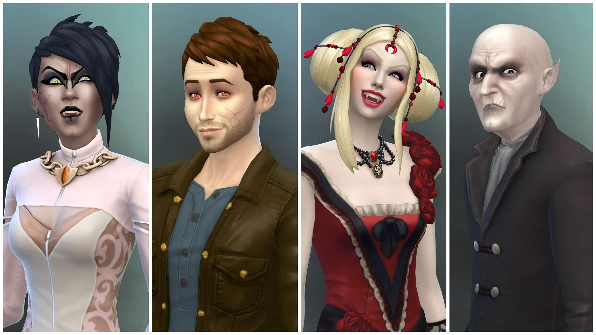 The Sims 4 - Vampires Game Pack PC cheap key to download