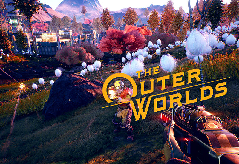 The Outer Worlds - Windows 10 PC cheap key to download