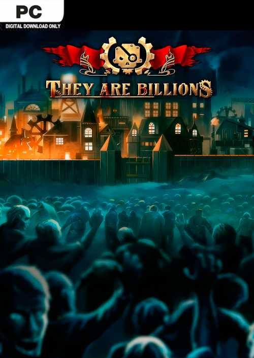 - They Are Billions PC