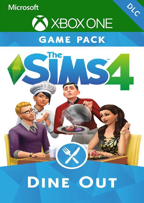 Die Sims 4 Dine out Xbox One