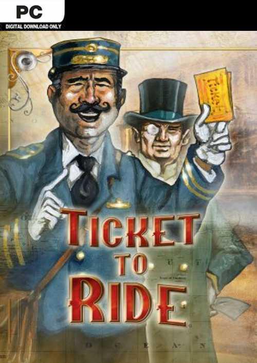 Ticket to Ride PC key