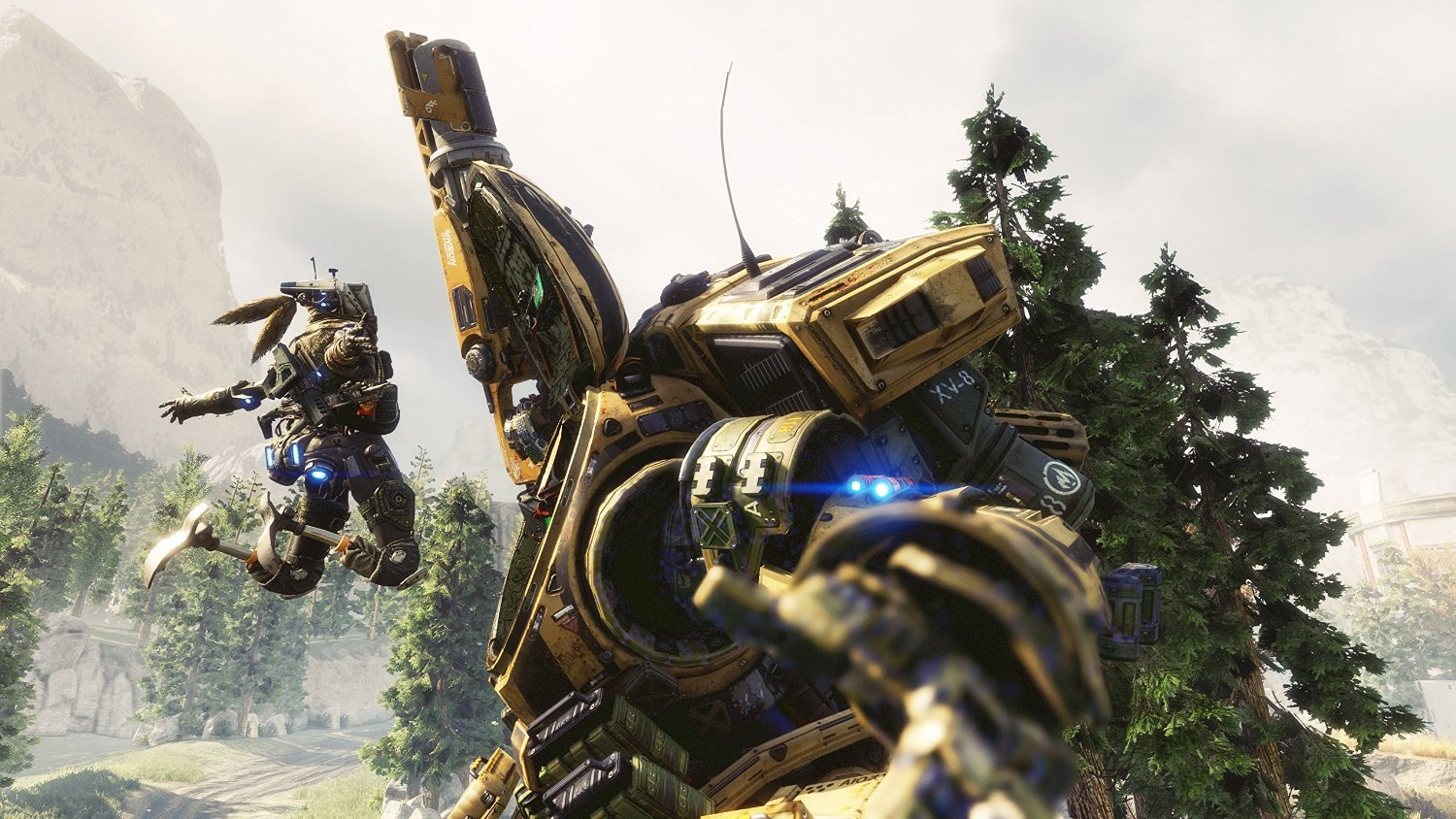 Titanfall 2 Xbox One cheap key to download
