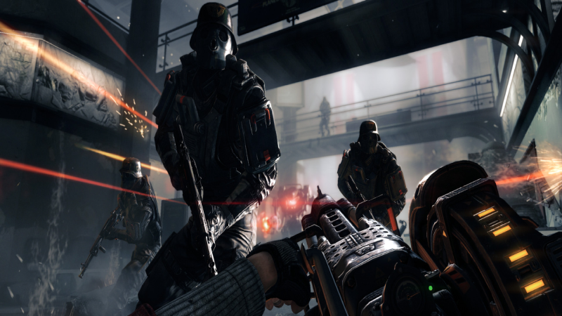 Wolfenstein The New Order and The Old Blood Double Pack PC