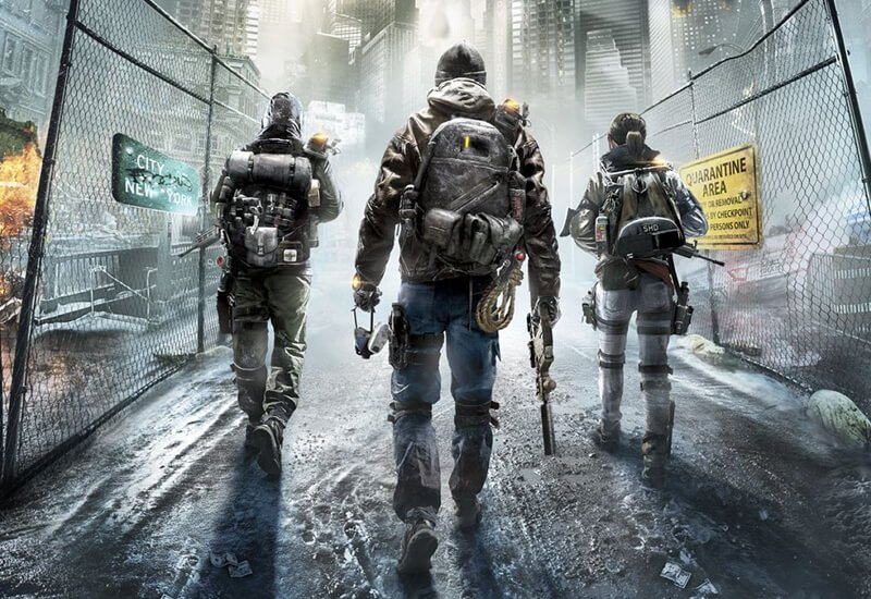 Tom Clancy's The Division PC cheap key to download