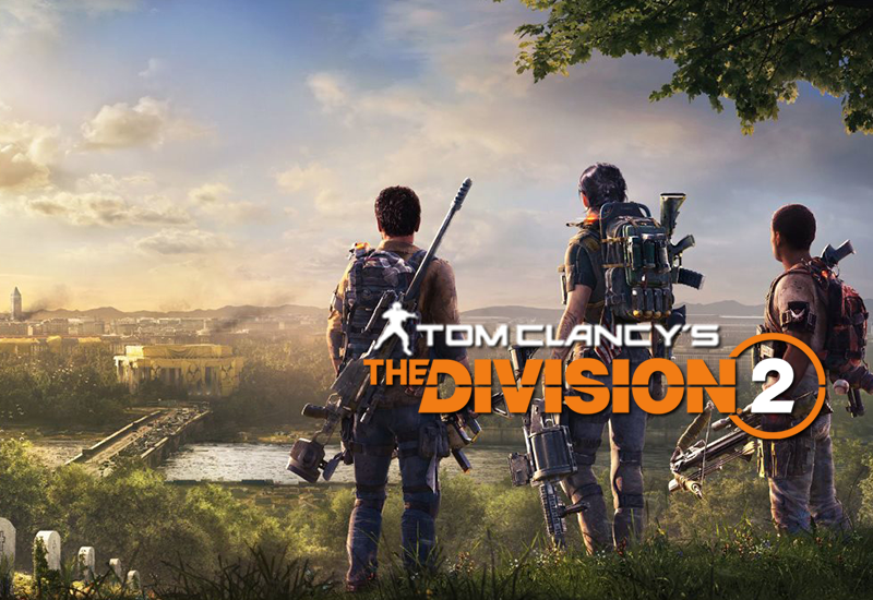 Tom Clancy's The Division 2 PC cheap key to download