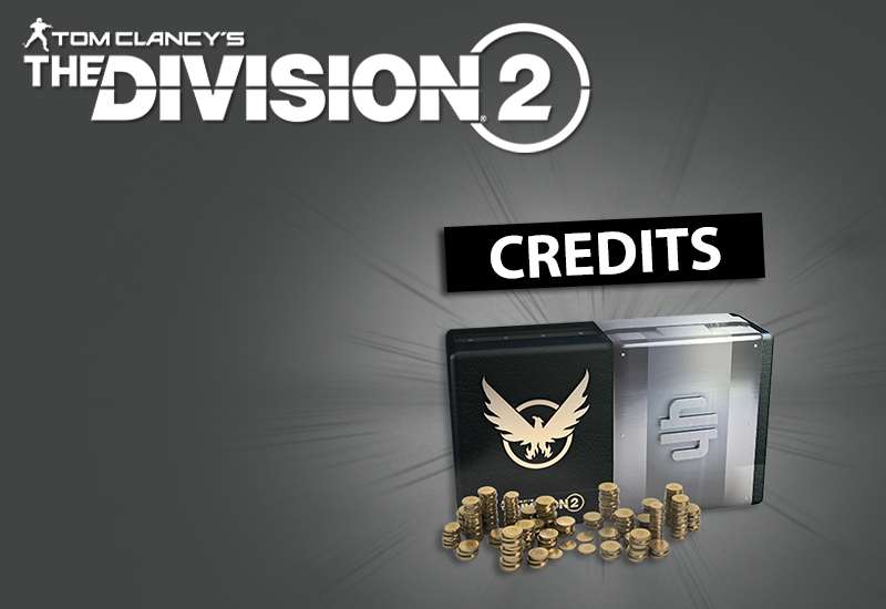 Tom Clancy's The Division 2 PS4 - 6500 Premium Credits Pack cheap key to download