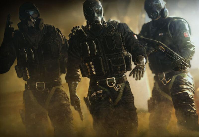 Tom Clancys Rainbow Six Siege Gold Edition PC cheap key to download