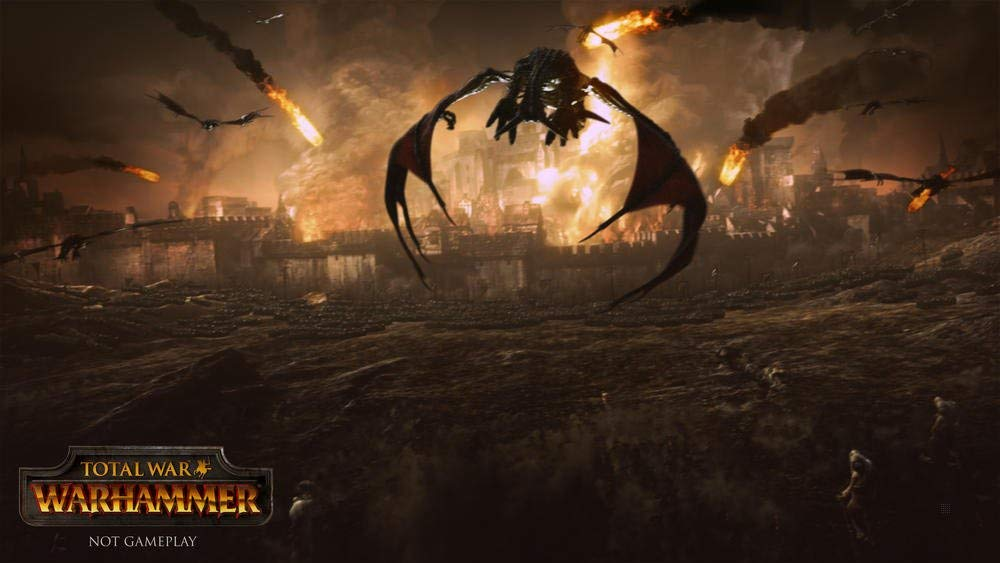 Total War Warhammer Dark Gods Edition PC cheap key to download