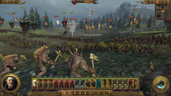 Total War: WARHAMMER- Savage Edition PC (EU) cheap key to download