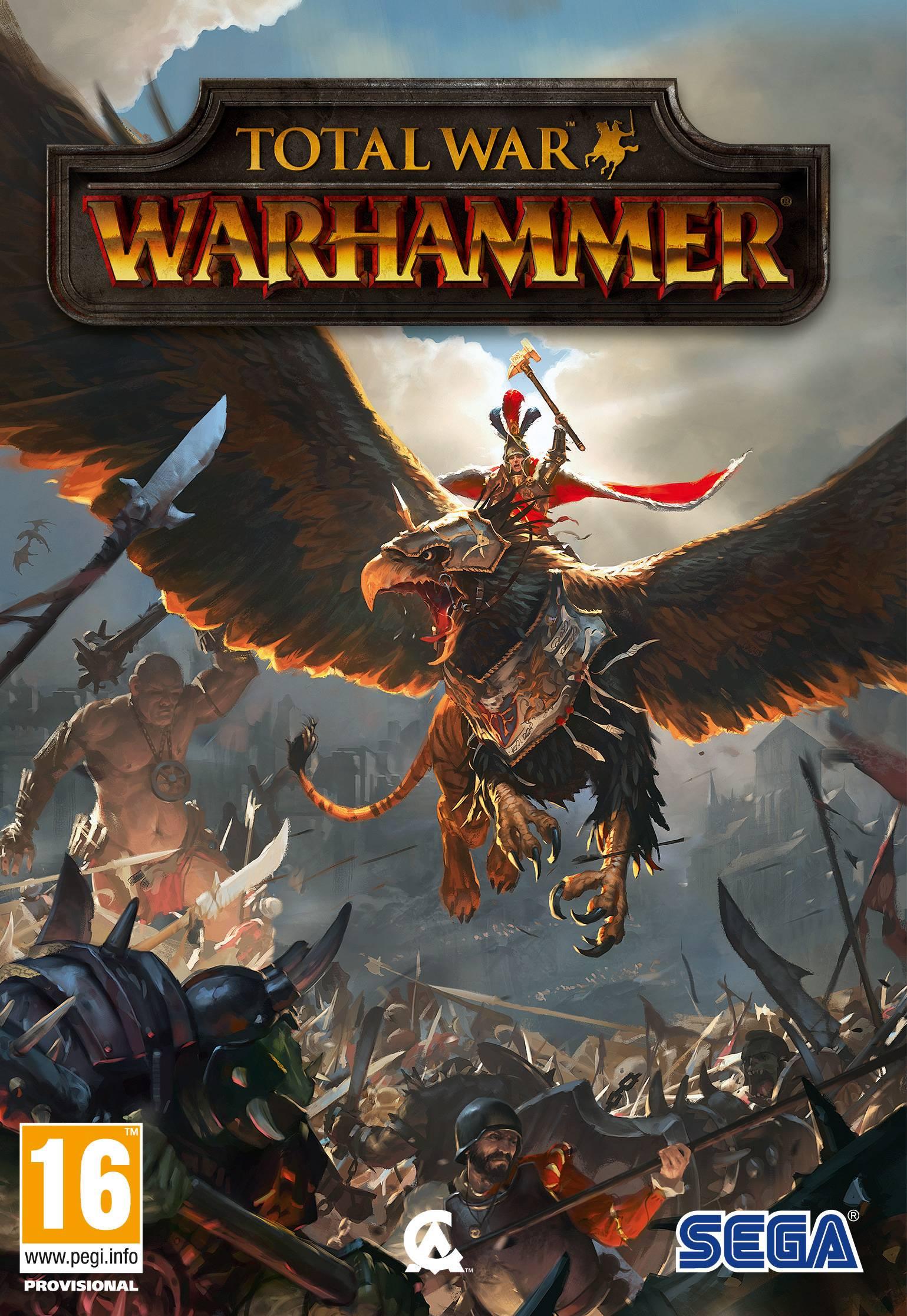 Total War: Warhammer PC billig Schlüssel zum Download