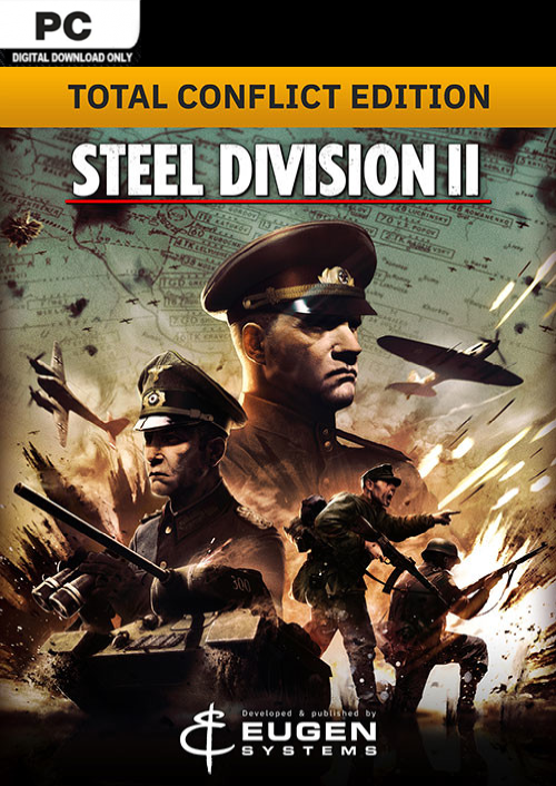 Steel Division 2 - Total Conflict Edition PC key