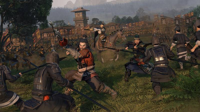 Total War: Three Kingdoms PC (US) cheap key to download
