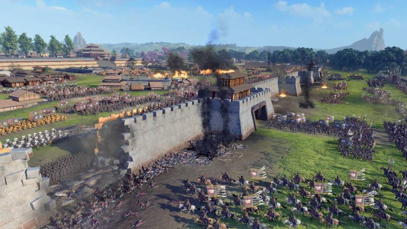 Total War: Three Kingdoms PC (EU) billig Schlüssel zum Download