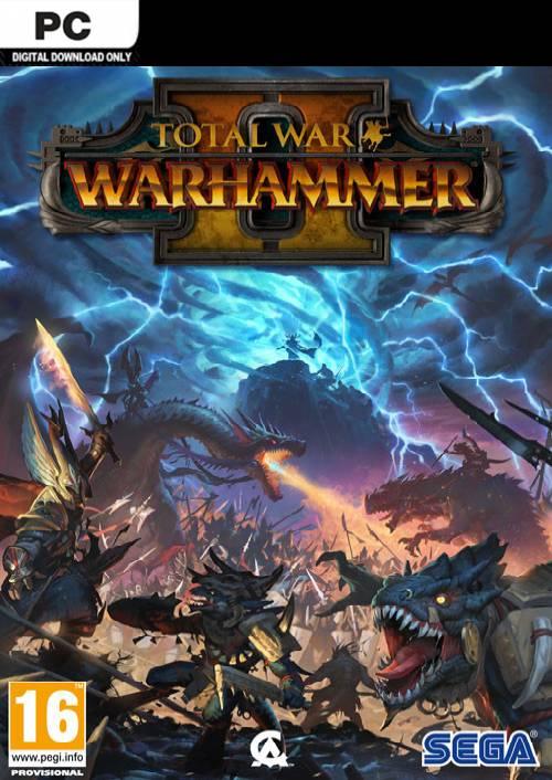 Total War: Warhammer II 2 PC (WW) key