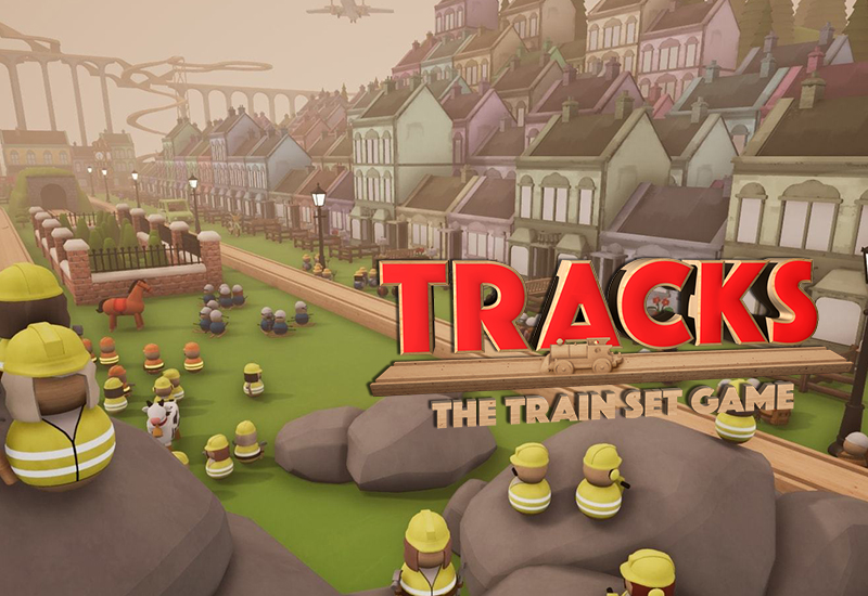 Tracks - The Family Friendly Open World Train Set Game PC cheap key to download
