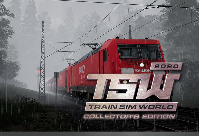 Train Sim World 2020 - Collector's Edition PC cheap key to download