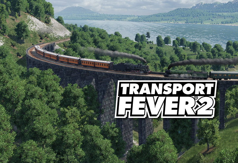 Transport Fever 2 PC cheap key to download