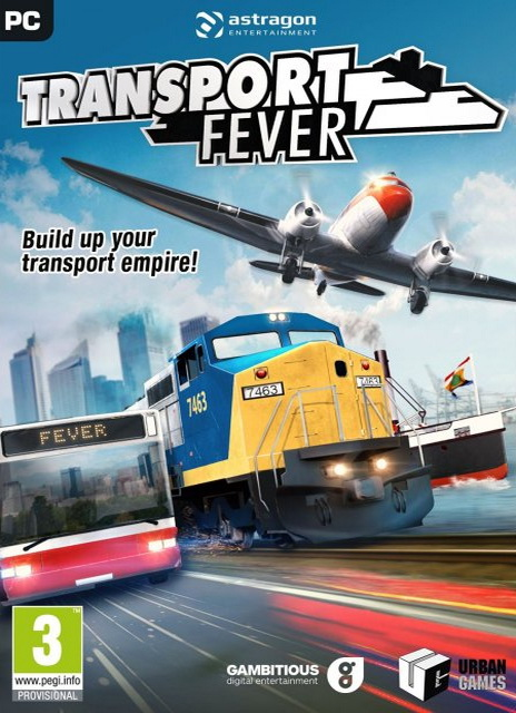 Transport Fever PC key