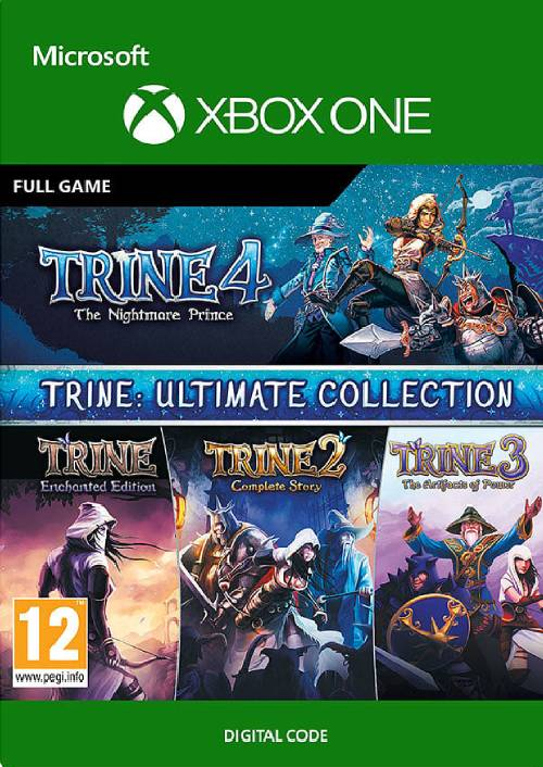 Trine: Ultimate Collection Xbox One key