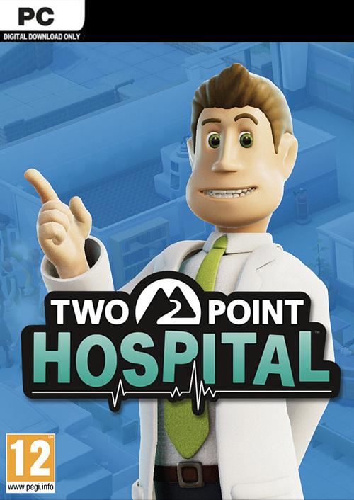 Two Point Hospital PC key