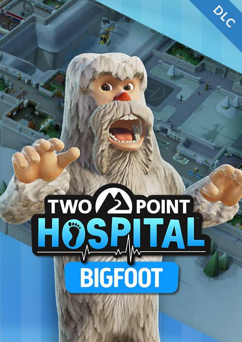 Two Point Hospital PC Bigfoot DLC key