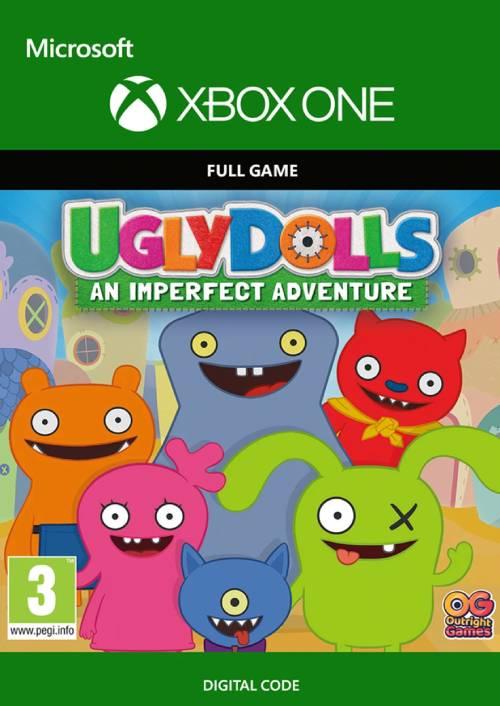 Uglydolls: An Imperfect Adventure Xbox One key
